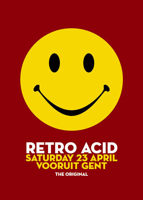 Retro Acid - Sat 23-04-05, Kunstencentrum Vooruit