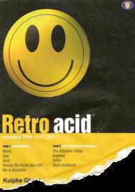Affiche Retro Acid
